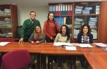 Nursing researcher Mª Pilar Ureña visits Universidad de Jaén