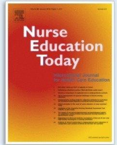 nurse education today