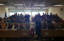 Plymouth University lecturers visit Jaén