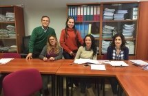 Nursing researcher Mª Pilar Ureña visits Universidad de Jaén