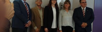 Defensa de Tesis doctoral sobre la prevención de Lesiones por presión